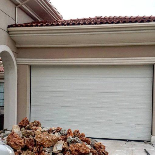 300*250 cm Seksiyonel Garaj Kapısı - Demonte