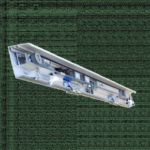 Fotoselli kapı mekanizma