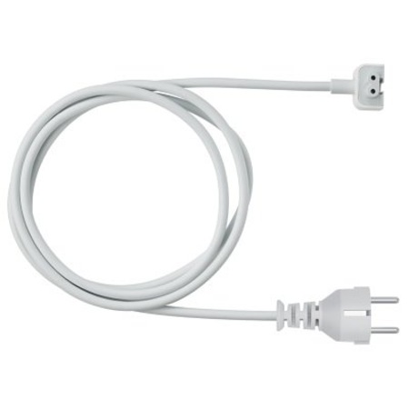 POWER CABLE STRIPPED 2,5 M WHITE